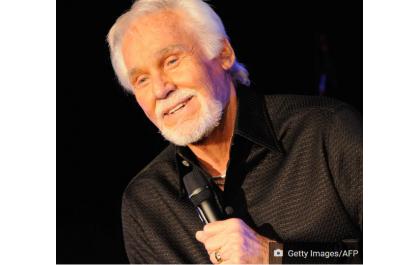 La vedette country Kenny Rogers meurt à 81 ans