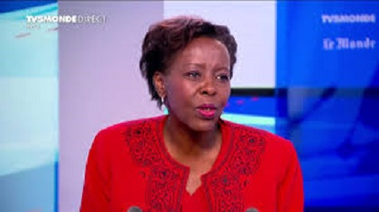 FRANCOPHONIE :  Louise Mushikiwabo,  Invitée de l'Emission Internationales de TV5MONDE