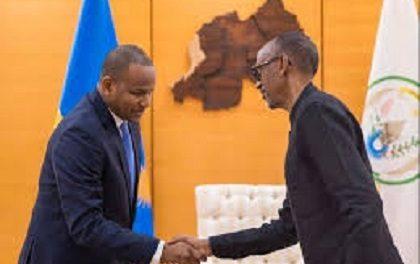 RWANDA – MALI : Boubou Cissé Reçu par Paul Kagame