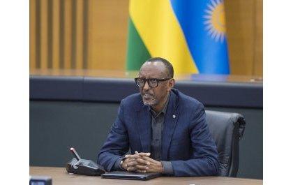 Perezida Kagame yahishuye icyasubitse inama ya EAC yagombaga gufatira hamwe ingamba zo guhashya Coronavirus