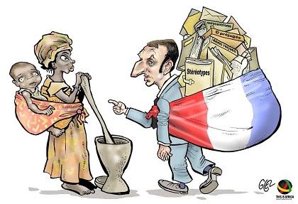 FRANÇAFRIQUE-CORONAVIRUS : Prophétie de Malheur sur l'Afrique du Quai d'Orsay et Pourtant…