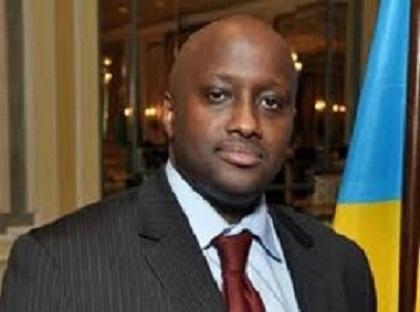 RWANDA : Le Secrétaire d'Etat Olivier Nduhungirehe, Demis de ses Fonctions.
