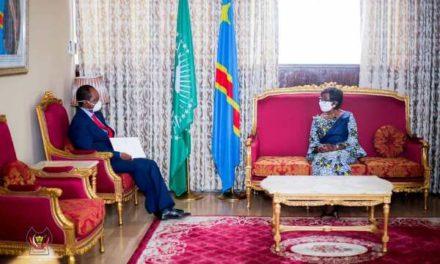 Le nouvel ambassadeur du Rwanda prend officiellement ses fonctions en RDC