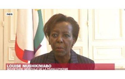 La Secretaire Generale de l'OIF propose un moratoire de la dette des Etats Africains pour fin 2021