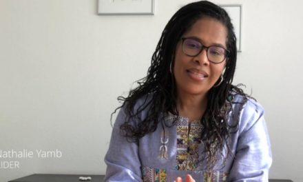 Nathalie Yamb: «Au-delà du racisme, c'est l'intention de nuire de Mira qui est insupportable»