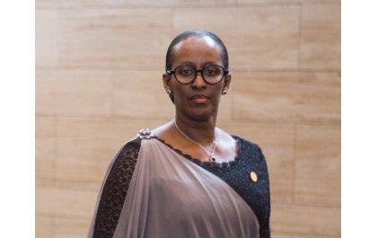 La Première Dame recommande la fermete aux valeurs familiales rwandaises