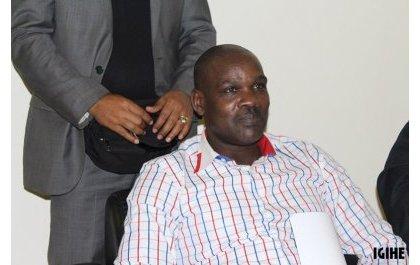 Ladislas Ntaganzwa yahamijwe ibyaha bya Jenoside, akatirwa igifungo cya burundu