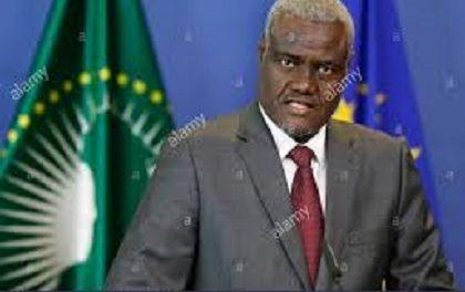 UA – USA : L'Union Africaine s'Insurge Contre le « Meurtre » de George Floyd par des Policiers Blancs aux Etats-Unis
