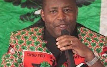 BURUNDI : Evariste Ndayishimiye Remporte l'Election Présidentielle