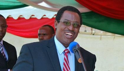 Thérence Sinunguruza, Ancien Vice-Président du Burundi Est Mort
