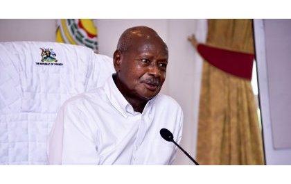 Le Président ugandais Museveni promet le retour à la normale des relations rwando ugandaises après le covid19