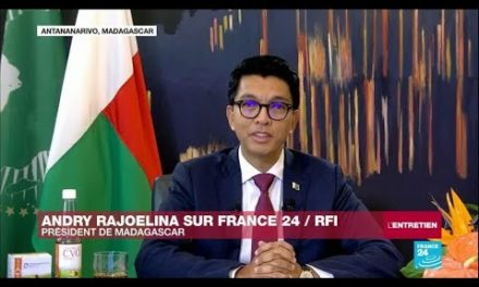 Andry Rajoelina sur France 24 : «Le problème du remède Covid-Organics, c'est qu'il vient d'Afrique»