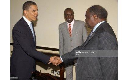 L'alors sénateur Obama dépité de la non arrestation de Félicien Kabuga en 2006 au Kenya