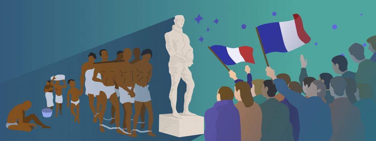 Déboulonner, expliquer, remplacer… Pourquoi les statues ont pris une place monumentale dans le combat contre le racisme