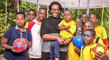 AFRIQUE  :   Journée de l'Enfant Africain au Rwanda