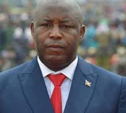 BURUNDI : Le Président Elu Evariste Ndayishimiye Sera Investi Jeudi 18 Juin