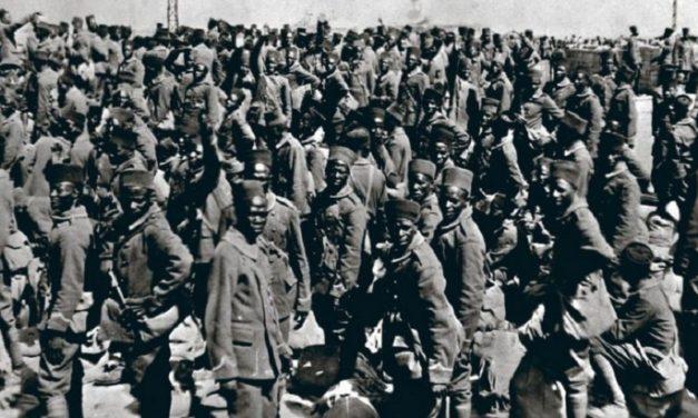 IIè GUERRE MONDIALE : Quand l'Armée Allemande Massacrait des Tirailleurs Sénégalais