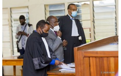 Ex-Premier ministre et promoteur éducatif, P.D. Habumuremyi, endetté, tombe du haut de son piédestal