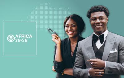 Les Prix Africa 35.35 récompensent les jeunes africains les plus percutants