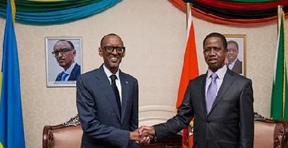 ZAMBIE – RWANDA : La Présidence de Zambie Réfute les Accusations de Financement des Rebelles Rwandais