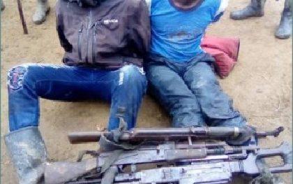 RDC – RWANDA : L'Armée Congolaise Capture Deux Combattants de la Milice Anti-Rwanda
