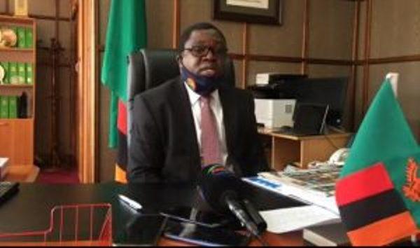 La Zambie assure que ses relations avec le Rwanda restent solides