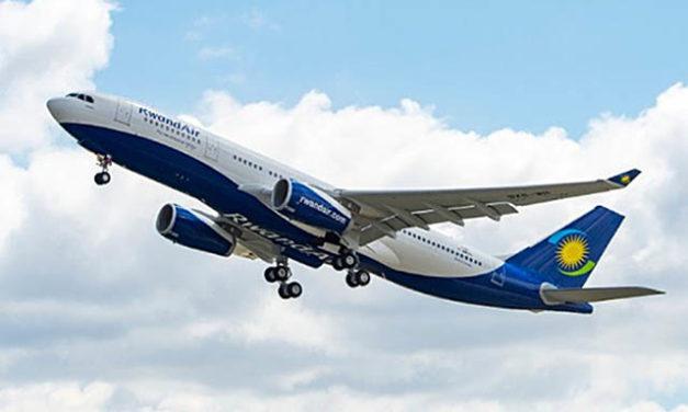 Centrafrique: la compagnie aérienne RwandAir a atterri pour la première fois à Bangui