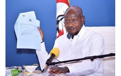 Politique ugandaise de Œil-pour-Œil : Museveni interdit aux Ugandais de voyager au Rwanda