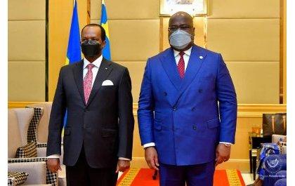 Amb. Vincent Karega recu par le President Congolais Tschisekedi : convocation ou audience normale ?