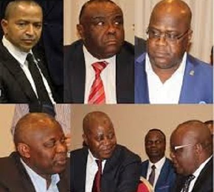 Les Politiciens Congolais Rattrapés Par les Erreurs Commises Dans le Choix de Leurs Dauphins