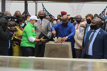 RDC ENERGIE : Tshisekedi Lance la Construction de Kinshasa Solar City