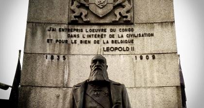 PASSE COLONIAL BELGE  :  Le Parlement de Bruxelles se Tire une Balle dans le Pied