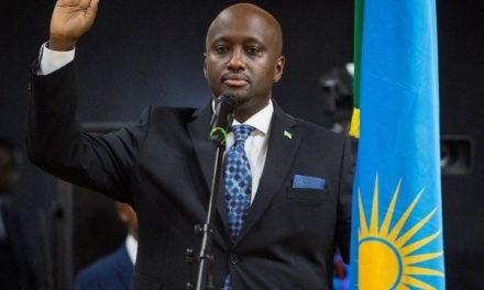 L'ex-Secrétaire d'Etat Olivier Nduhungirehe nommé Ambassadeur du Rwanda aux Pays Bas