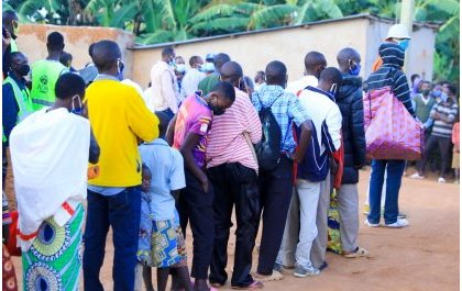 Des réfugiés burundais (471) rapatriés avec des précautions sévères de la Covid19