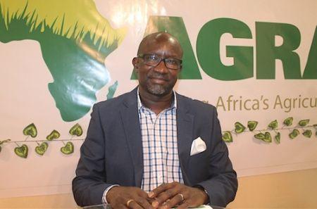 « On ne peut pas copier ce qui est fait en Chine ou au Brésil pour l'appliquer en Afrique » (Fadel Ndiame, AGRA)