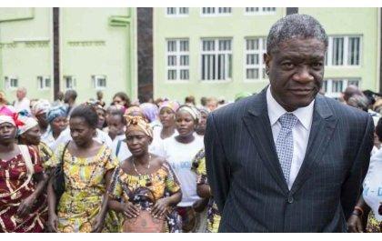 Menaces contre Mukwege : Mensonge comme arme de contamination massive