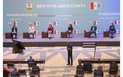 Ntabwo u Rwanda ari cya kirahure cyuzuye – Perezida Kagame