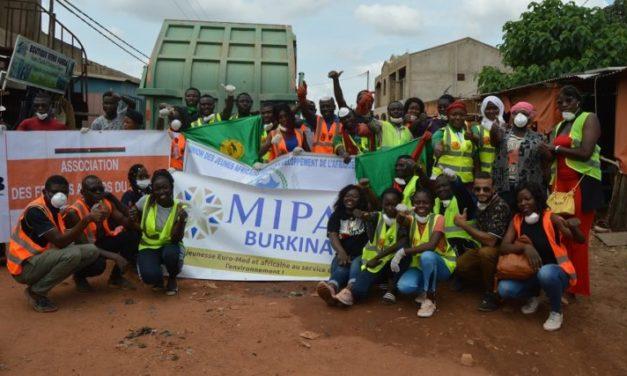 Journée mondiale du nettoyage : « Ensemble, nous pouvons avoir un Burkina propre à l'image de Kigali au Rwanda »