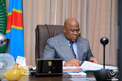 Tshisekedi Annonce la Tenue d'un Mini-Sommet de Chefs d'Etats de l'Afrique Centrale