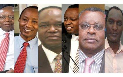 Abanyapolitiki 10 bagomeye u Rwanda