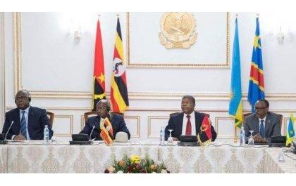Une rencontre imminente des Présidents de la région à Goma : Stratégies de ratissage des Groupes armés