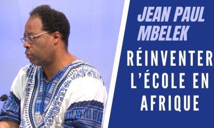 Réinventer l'école en Afrique