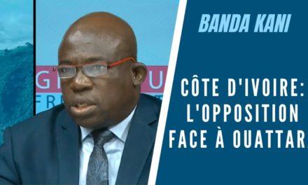 Côte d'Ivoire: l'opposition face à Ouattara