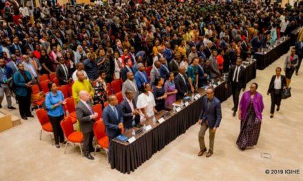 La 18ème Edition du Dialogue National réunira 500 participants le 16 Décembre 2020 au Centre Kigali Convention (KCC)