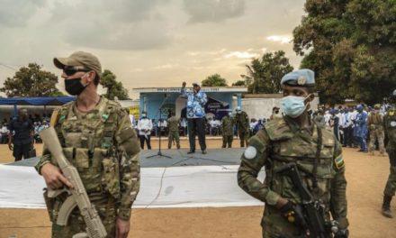 La France envoie des avions de chasse survoler la République centrafricaine