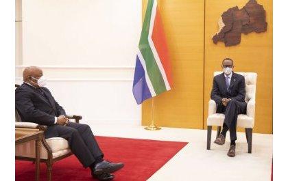Ni umuhigo nihaye: Isezerano rya Ambasaderi wa Afurika y'Epfo ku Banyarwanda bagorwa no kubona viza zijyayo