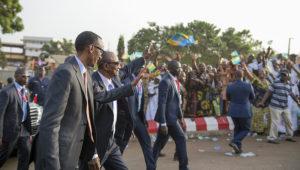 Alpha Condé : ''Quand je vais à Kigali, j'ai honte…''