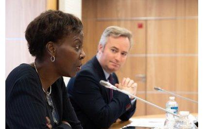La S.G de l'OIF, Mushikiwabo, parle de ses réformes à l'OIF et de la gestion politique du Rwanda