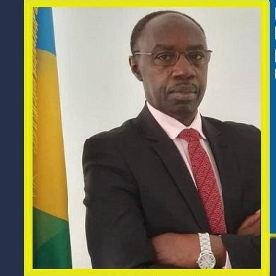 Vœux de S.E. Dr Ngarambe, Ambassadeur du Rwanda