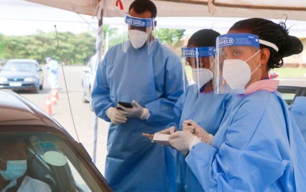 COVID-19: Deux décès et 281 patients sur 4 156 échantillons